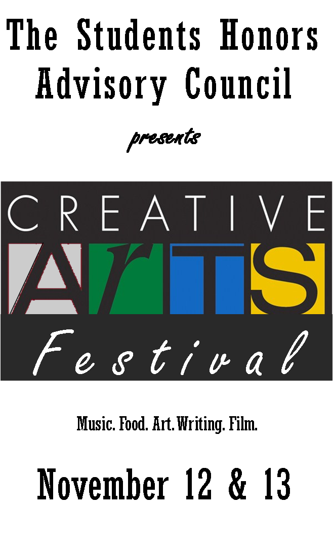 Coming Soon: Creative Arts Festival