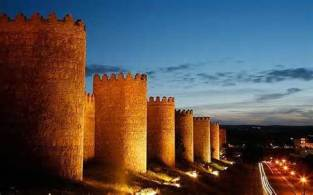 avila night wall