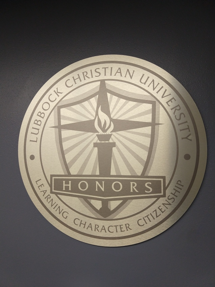 Honors Seal